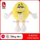 Customized Plush Stuffed Toys M&M's Promotional Gift for Kids