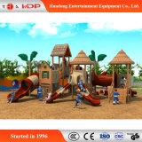 2017 Funny Children Slider Amusement Park Wooden Slide for Sale (HD-MZ022)
