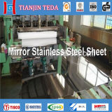 High Quality 304 Ss 8k Mirror Polish Stainless Steel Sheet