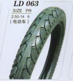 Chinese Popular Sale Electric Motorbike Tire with Good Quality (2.50-14)