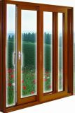 Thermal Break Sliding Door Without Blinds Between Glass