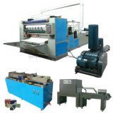 Semi Automatic Facial Tissue Paper Making Machine Production Line