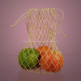 Natural Sinamay Fiber Wide Net Fruit Pouch