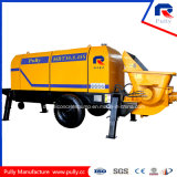 Portable Concrete Pump (HBT30.8.45S)