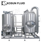 Stainless Steel Micro Commercial Beer Brewery Equipment for Sale