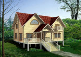 Family Prefabricated/Modular/Mobile Villa House (KXD-pH39)