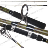 China bestac camo carp fishing rod china carbon fishing for Camo fishing pole