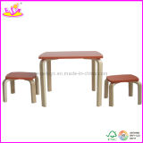 2013 New design bentwood kid table and chair (W08G066)