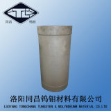 Pure Tungsten Crucible (W-1) for Melating Glass