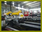 Aluminum Profile Double Head Precision Cutting Saw Machinery/ Machine for Aluminum Window Cutting/ Aluminum Window Machinery (LJZB-500X4200)