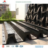 Strong Crushing Resistance Boat Dock Bumpers for Construction Project