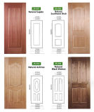 Nature Veneer Door Skin with Good Quality