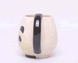 Novelty Ceramic Tea Cup Cool Coffee Mug Set with Cute Panda