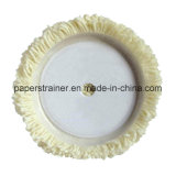 Natural White Wool Pad 180mm