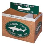 6 Bottle Pale Ale Packing Carrier (FP6074)