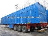 China Best-Selling 3 Axles Box Semi Trailer for Sale