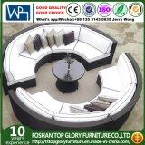 Outdoor Rattan Patio Garden Sunrise Lounge Sofa (TG-021)