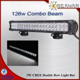 20 Inch 126W Dual Row LED Light Bar
