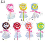 Lollipop Cake Towel (J21)
