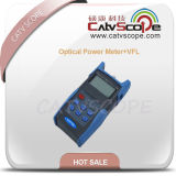 Csp-3207 Handheld Fiber Optic Power Meter +Vfl