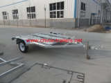 Hot DIP Galvanized Motercycle Trailer Tr0106