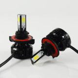 36W 3000k/6000k COB H13 LED Headlight Bulb
