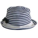 Women′s Summer Hat Made of Straw (OKM15-021)