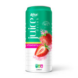 960ml Canned Strawberry Juice-Vietnam Manufacturer-OEM Fruit Juice-From Rita Brand