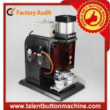 High Speed Interchangeable Safe Metal Slide Pneumatic Button Badge Making Machine Button Maker (SDAP-N22)