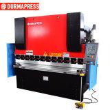 China Best Supplier Durmapress Wc67K-125t2500 Hydraulic Press Brake Machine, CNC Press Brake, Sheet Metal Bending Machine with E200 Control System