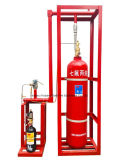 Wholesale Pipe Network Electric Engine Room FM200 Cylinder Fire Extinguisher System