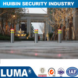 Custom Heavy Duty Bollards Pneumatic Bollard Semi-Auto Security Bollard