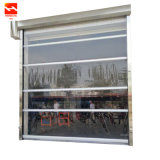 China New Products Interior Main Gate High Speed Fast Roller Shutter Door for Sale (HF-J315)