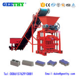 New Product Qtj4-35b2 Solid Concrete Brick Making Equipment Price