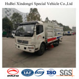 Short Wheelbase Cleaning Road Vehicle