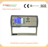 Temperature Data Logger Can Be Expanded to 128 Channels (AT4508)
