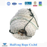 8 Strand Mooring Rope PP Fiber Polyester Nylon Rope for Marine Use