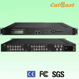 MPEG-2 HDMI/YPbPr/AV Encoder Modulator for Digital TV Broadcasting