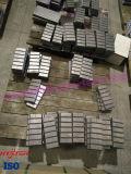 Bucket Wear Protection Bimetallic White Iron Mild Steel CB100 240*100*23mm