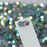Ab Color Hotfix Rhinestone Glass Beads for Garment Accessories