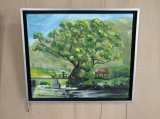 Canvas Oil Painting Picture by Hand Frs056
