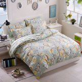 China Home Textile Manufacture Polyester Fabric Bedding Set