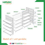 Grocery Store Shop Fitting Equipment Supermarket Display Shelves