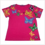 Cool Fashion Girl T-Shirt, Children T-Shirt in Hot Sale
