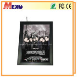 Cinema Movie Display Board Snap Open LED Poster Frame