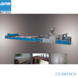 PVC PE PP WPC Foam Board Extrusion Proddction Line