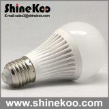 Aluminium Plastic E27 12W SMD LED Globe Lamp (G70-12W)