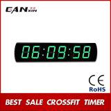 [Ganxin] Hot Selling 6digital LED Display Alarm Electric Clock