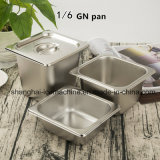 Factory Price Stainless Steel Food Warmer Buffet Gn Pan, Steam Table Pan, Gastronorm Pan