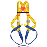 Safety Protection Harness with Webbing Slings
